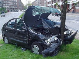 motor accident injury claim