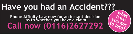 Affinity Law - Personal Injury Lawyers in Leicestershire
