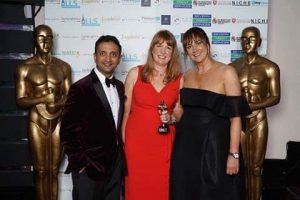 Nicola Kitchener wins Solicitor of the Year 2017