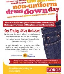 Affinity Law Supports Loros in Annual Dress Down Day